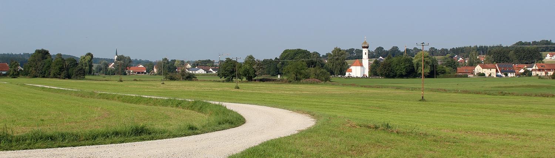 Reichertshausen Feldweg